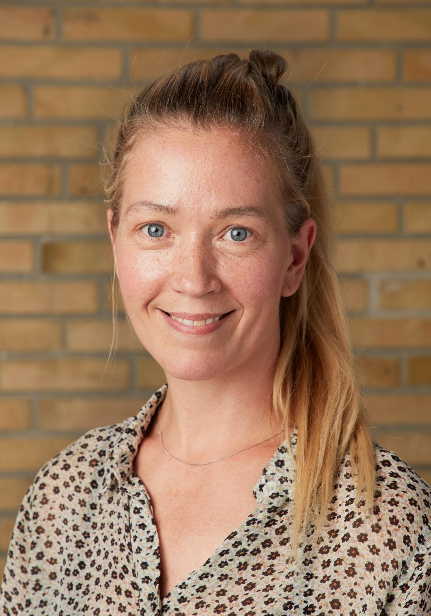 Sissel Ordell Frederiksen (SI)